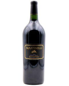 2009 martinelli vellutini ranch zinfandel California Red