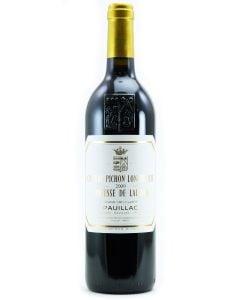 2009 pichon lalande Bordeaux Red