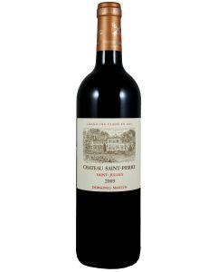2009 saint pierre Bordeaux Red
