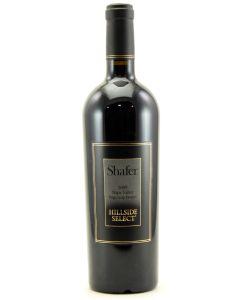 2009 shafer cabernet sauvignon hillside select California Red