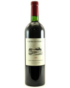 2009 tertre roteboeuf Bordeaux Red