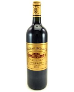 2010 batailley Bordeaux Red