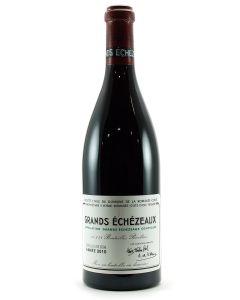 2010 drc grands echezeaux Burgundy Red