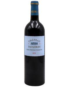 2010 faugeres Bordeaux Red
