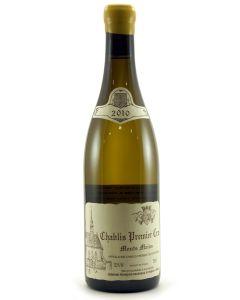 2010 francois raveneau chablis montmain Burgundy White