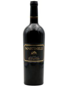 2010 Martinelli Jackass Vineyard Zinfandel