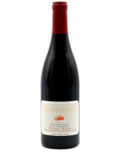 2010 Martinelli Pinot Noir Bondi Home Water Trough