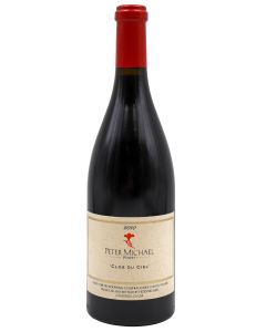 2010 peter michael pinot noir clos du ciel California Red