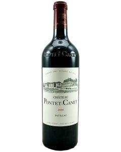 2010 pontet canet Bordeaux Red