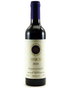 2010 sassicaia Super Tuscans/IGT
