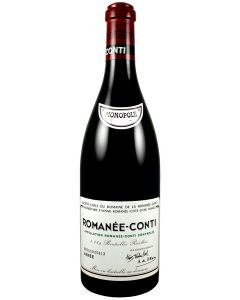 2012 drc romanee conti Burgundy Red