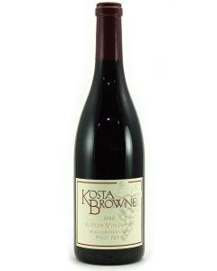 2012 kosta browne pinot noir koplen vineyard California Red