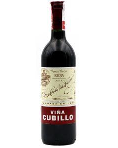 2012 R. Lopez Heredia Rioja Vina Cubillo Crianza