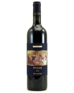 2012 tua rita syrah Super Tuscan/IGT