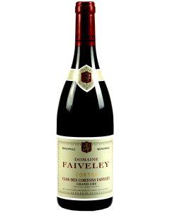 2013 faiveley corton clos des cortons Burgundy Red
