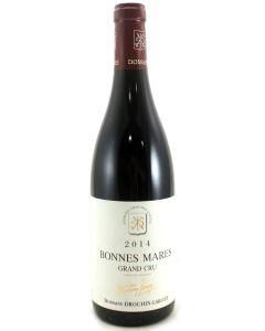 2014 drouhin laroze bonnes mares Burgundy Red