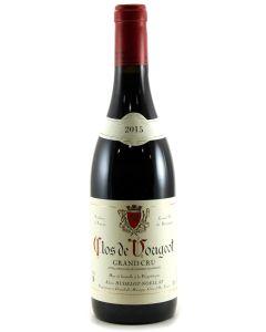 2015 alain hudelot noellat clos de vougeot Burgundy Red
