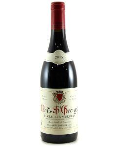 2015 alain hudelot noellat nsg meurgers Burgundy Red
