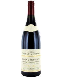 2015 confuron cotetidot vosne romanee les suchots Burgundy Red