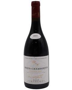 2015 domaine tortochot mazis chambertin Burgundy Red