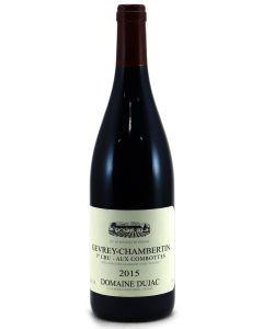 2015 dujac gevrey chambertin aux combottes Burgundy Red