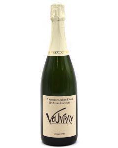 2015 francois pinon vouvray brut non dose Loire (Other)
