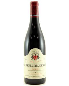 2015 geantet pansiot charmes chambertin Burgundy Red