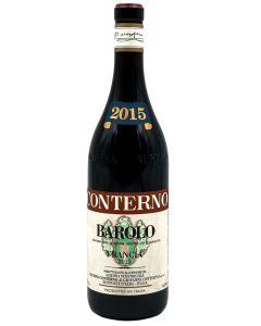 2015 giacomo conterno barolo cascina francia Barolo