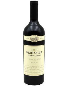 2016 beringer cabernet sauvignon private reserve California Red