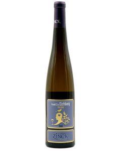 2016 domaine zinck eichberg grand cru riesling Alsace White