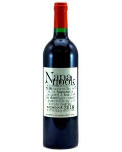 2016 dominus napanook vineyard California Red