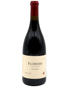 2016 flowers pinot noir sea view ridge California Red