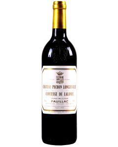 2016 pichon lalande Bordeaux Red