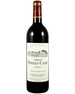 2016 pontet canet Bordeaux Red