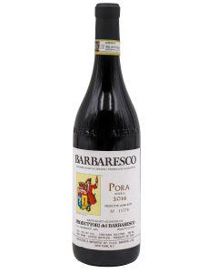 2016 Produttori del Barbaresco Barbaresco Pora Riserva
