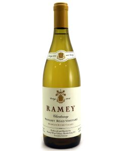 2016 ramey chardonnay woolsey road vineyard California White