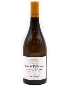 2016 robert denogent pouilly fuisse la croix vieilles vignes Burgundy White