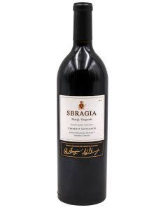 2016 Sbragia Family Vineyards Cabernet Sauvignon Monte Rosso Vineyard
