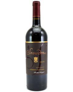 2016 Snowden Cabernet Sauvignon Brothers Vineyard