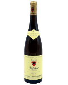 2016 zind humbrecht muscat goldert Alsace White