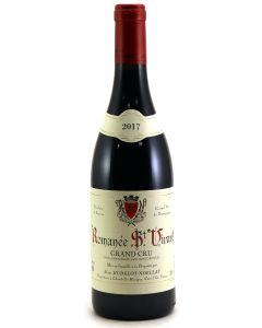 2017 alain hudelot noellat romanee st vivant Burgundy Red
