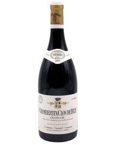 2017 armand rousseau chambertin clos de beze Burgundy Red