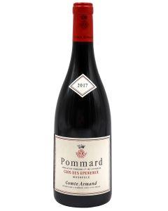 2017 comte armand pommard clos des epeneaux Burgundy Red