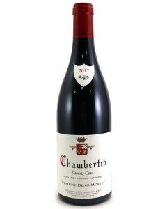 2017 denis mortet chambertin Burgundy Red