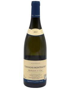 2017 Domaine Fernand et Laurent Pillot Chassagne Montrachet 1er Cru Morgeot