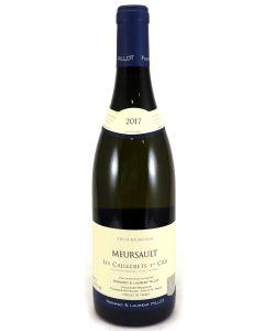 2017 domaine fernand et laurent pillot meursault les caillerets Burgundy White