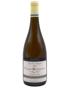 2017 domaine jean chartron puligny montrachet 1er cru vieilles vignes Burgundy White