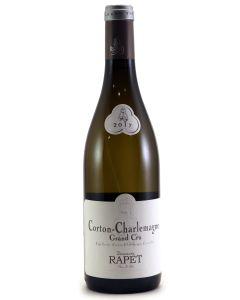 2017 domaine rapet pere et fils corton charlemagne Bordeaux White