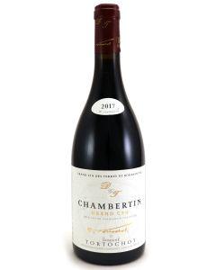 2017 domaine tortochot chambertin Burgundy Red
