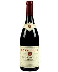 2017 faiveley mazis chambertin Burgundy Red